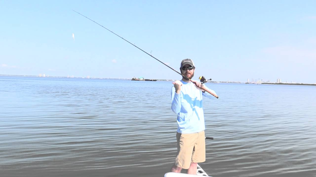 Fishing secrets: how to collect a fishing rod correctly