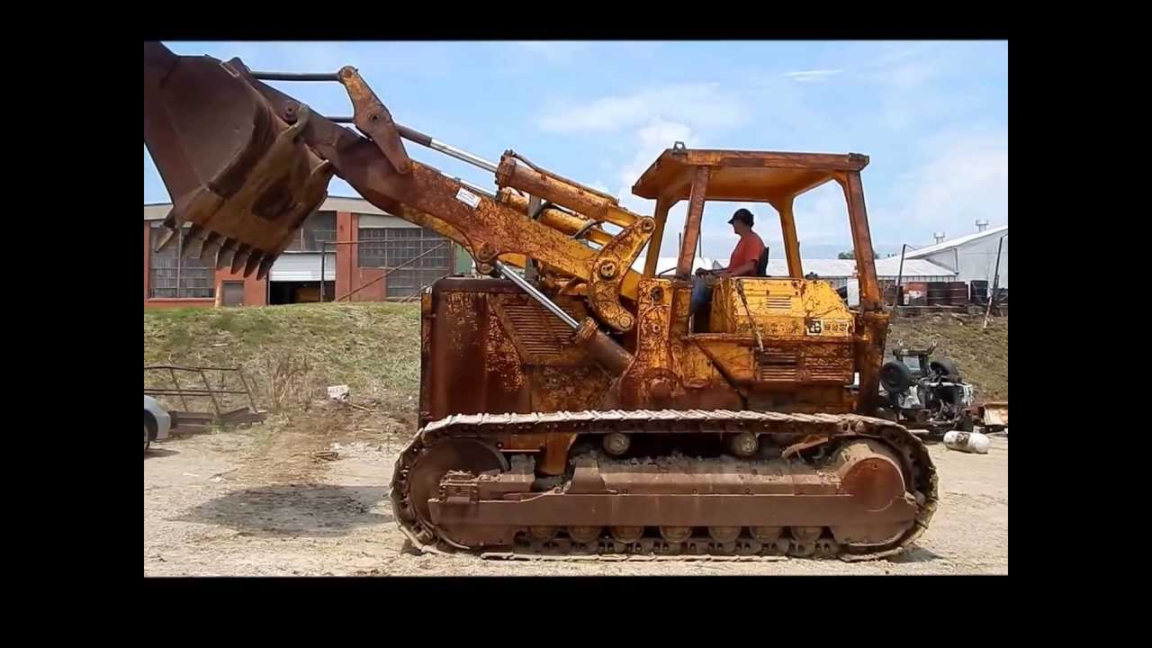 1977 Caterpillar 983 Track Loader For Sale Sold At