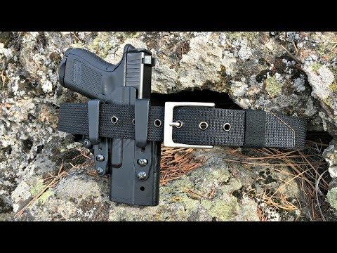 Emissary Gun Belt V2 by Alonso Defense Group