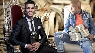 Download Cristiano Ronaldo Vs Floyd Mayweather - The Rich Life, Net Worth 2018 Mp3 and Videos