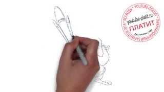Мультфильм король лев  Как быстро рисовать король дев карандашом(Король лев мультфильм. Как правильно нарисовать короля льва онлайн поэтапно. На самом деле легко и просто..., 2014-09-18T16:02:41.000Z)