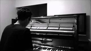 Sleeping At Last - As Long As You Love Me. (Piano Cover / Lyrics & Song)