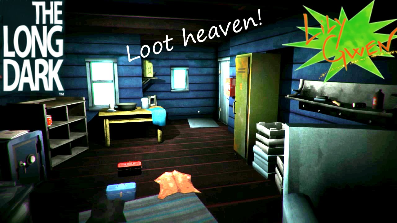 Loot heaven but journey there is hell  The Long Dark Ep4  YouTube