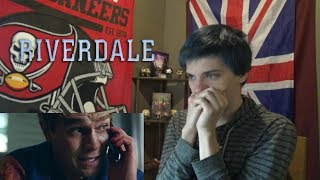 Riverdale - Season 2 Episode 1 (REACTION) 2x01