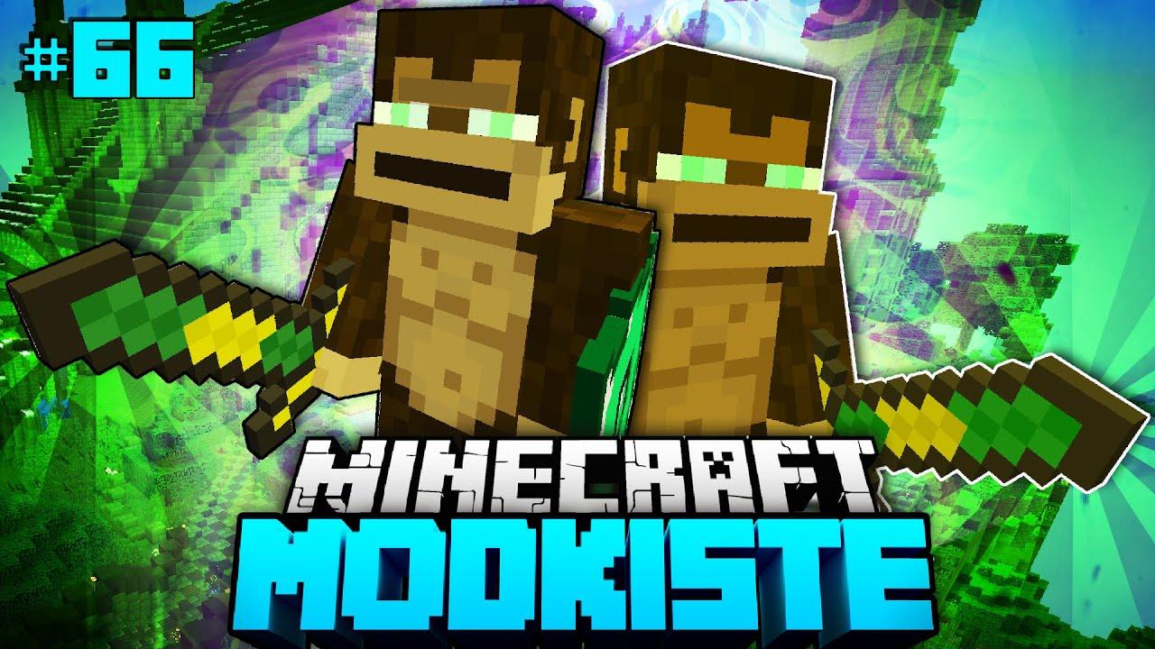 ATOMVERSEUCHTER AFFENPLANET Minecraft Modkiste DeutschHD - Minecraft modkiste spielen