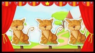 3 petits chats (comptine) thumbnail