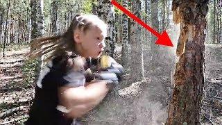 Bu Kız Dövüş Sanatlarında Bir Usta ve Kimse Ona Dokunmaya Cesaret Edemez !