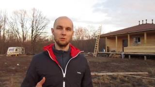 видео Дом с террасами для обзора окрестностей