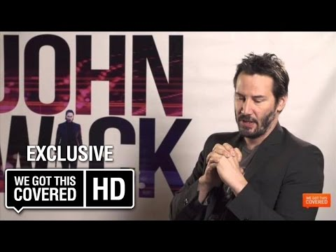 John Wick Interview With Keanu Reeves [HD]