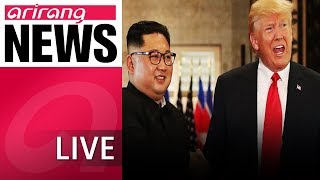 [SPECIAL LIVE] NORTH KOREA-U.S. SUMMIT