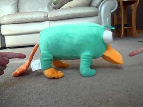Perry the Platypus  Action