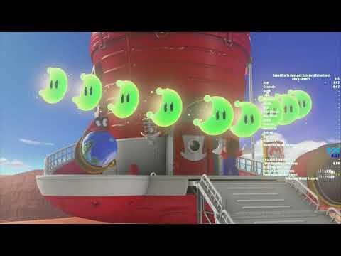 Super Mario Modyssey Mod% in 1:03:51