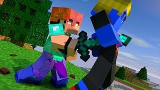 Minecraft - A PROVA DE TUDO #03 - A MELHOR ARMADURA!
