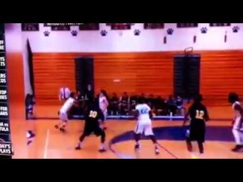 Catonsville High School Christian Boxley buzzer beater