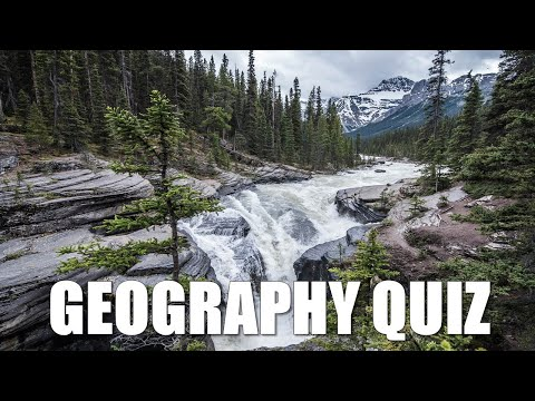 Fun Geography Quiz From The Trivia Night Channel