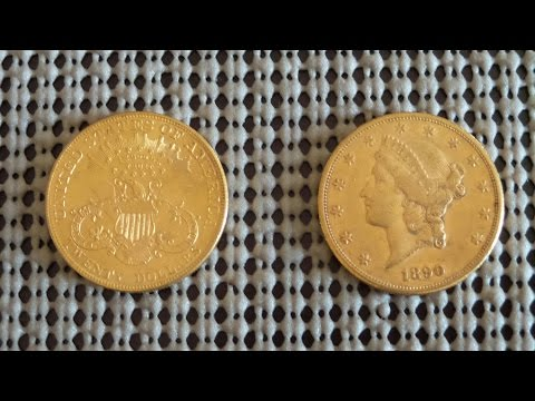 Gold Stacking! New Old Gold Coins! $20 Double Eagles Have Landed!