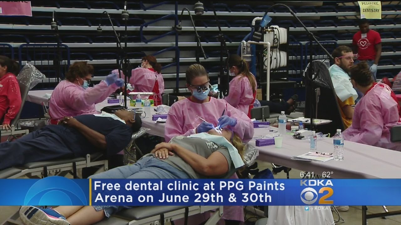Mission of Mercy Pittsburgh Hosting Free Dental Clinic