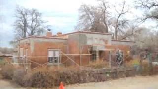 Baumann House - Exterior Restoration