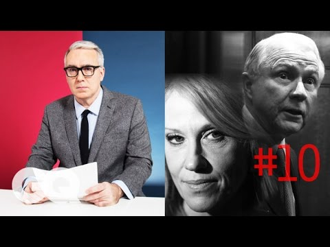 Let's Take a Look at Trump's Cabinet of Villains   The Resistance with Keith Olbermann   GQ