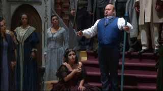 """NOE COLIN - ZACCARIA """"Sperate o figli"""" Nabucco, Verdi"""