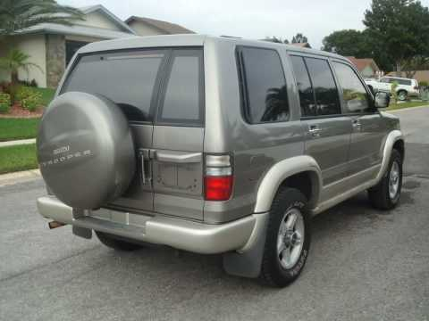 2001 isuzu trooper s 4x4 - auto corral - youtube