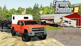FS19- BUILDING A CAMPER & TRAILER DEALERSHIP- SELLING A $70,000 PACKAGE DEAL!