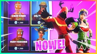 NEW FESTIVE EVENT! NEW SKINS AND EMOTES IN THE GAME.. (UPDATE 7.10)-Fortnite Battle Royale