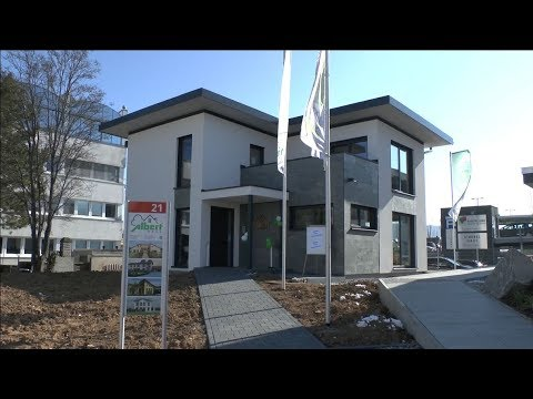 Musterhaus Elegant 168 In Fellbach Youtube