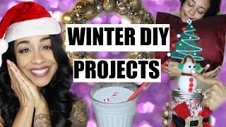 Winter DIY Projects, Simple & Easy!