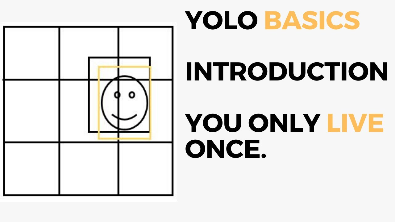 YOLO Basic Introduction. | You only LIVE once. | Object Detection.