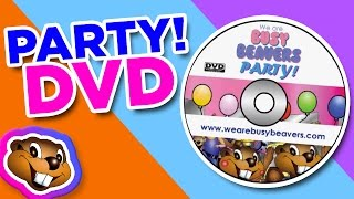 "Busy Beavers DVD - ""Party!"" - English Songs for Children"