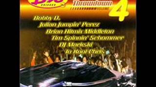 B96 Mixmaster throwdown vol 4