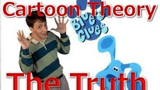 Cartoon Conspiracy Theory | The Truth Behind Blue