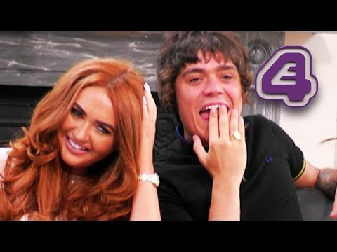 Frankie Cocozza & Charlotte Dawson Banned From Dating Each Other!! | Celebs Go Dating