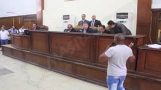 بالفيديو : ''شاهد ماشفش حاجه'' حضر بالخطأ في قضية ''أنصار بيت المقدس''