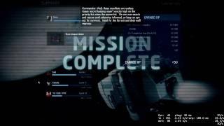 Alien Swarm - HD 5870 Gameplay- Multiplayer Co-op (1080p)