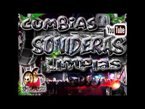 Embrujo De Cumbia - Los Villanos Del Sabor - Cumbias Sonideras 2018 Limpia