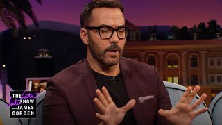 Jeremy Piven's 2-on-2 with Jamie Foxx, Floyd Mayweather & The Game