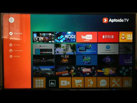 Install App Store in TV | Alternative of play store for tv | smart tv app for android