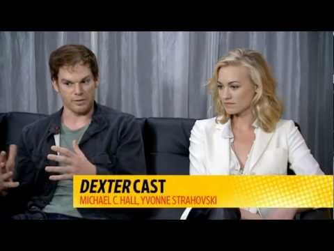 Comic-Con 2012 Dexter Interview Season 7
