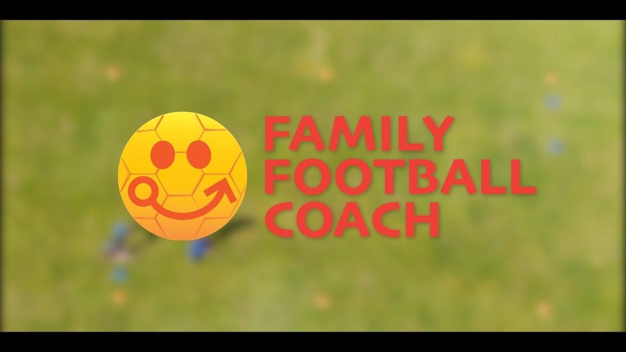 Family Football Coach - 1v1 Video