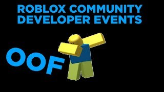 NEW DEVELOPERS EVENT!!!! | Roblox Developers event (aka Live-Ops Event) | Roblox Events Ep : 1
