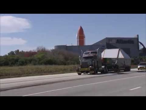 Orion Spacecraft Returns to NASA's Kennedy Space Center