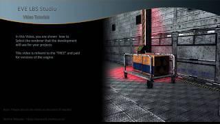 Skyline Game Engine - Selecting the renderer