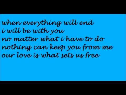 kiss you in the rain (lyrics
