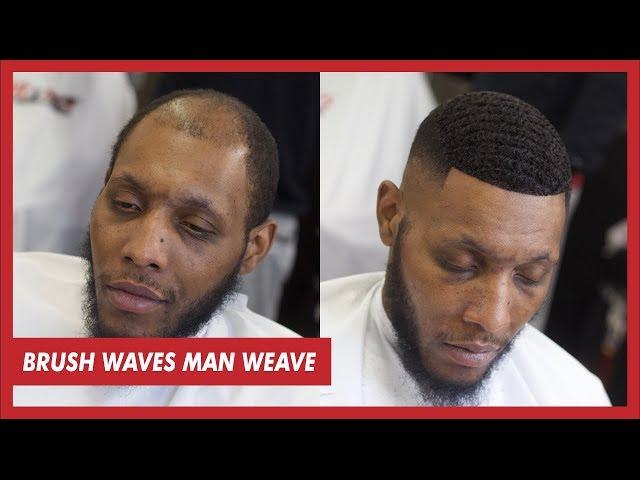 Man Weave Brush Wave Unit Tutorial | Full Install