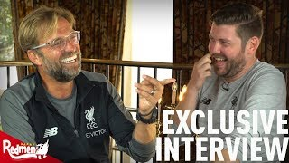 """Bouncing Back Is Our Duty"" Jurgen Klopp Speaks Exclusively To Redmen TV"