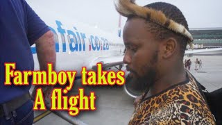 Farmboy goes to Cape Town - Ep 8 (LEON GUMEDE)