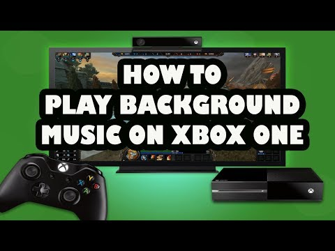 HOW TO LISTEN TO MUSIC ON XBOX ONE WHILE PLAYING GAMES (after the latest Dashboard-Update)