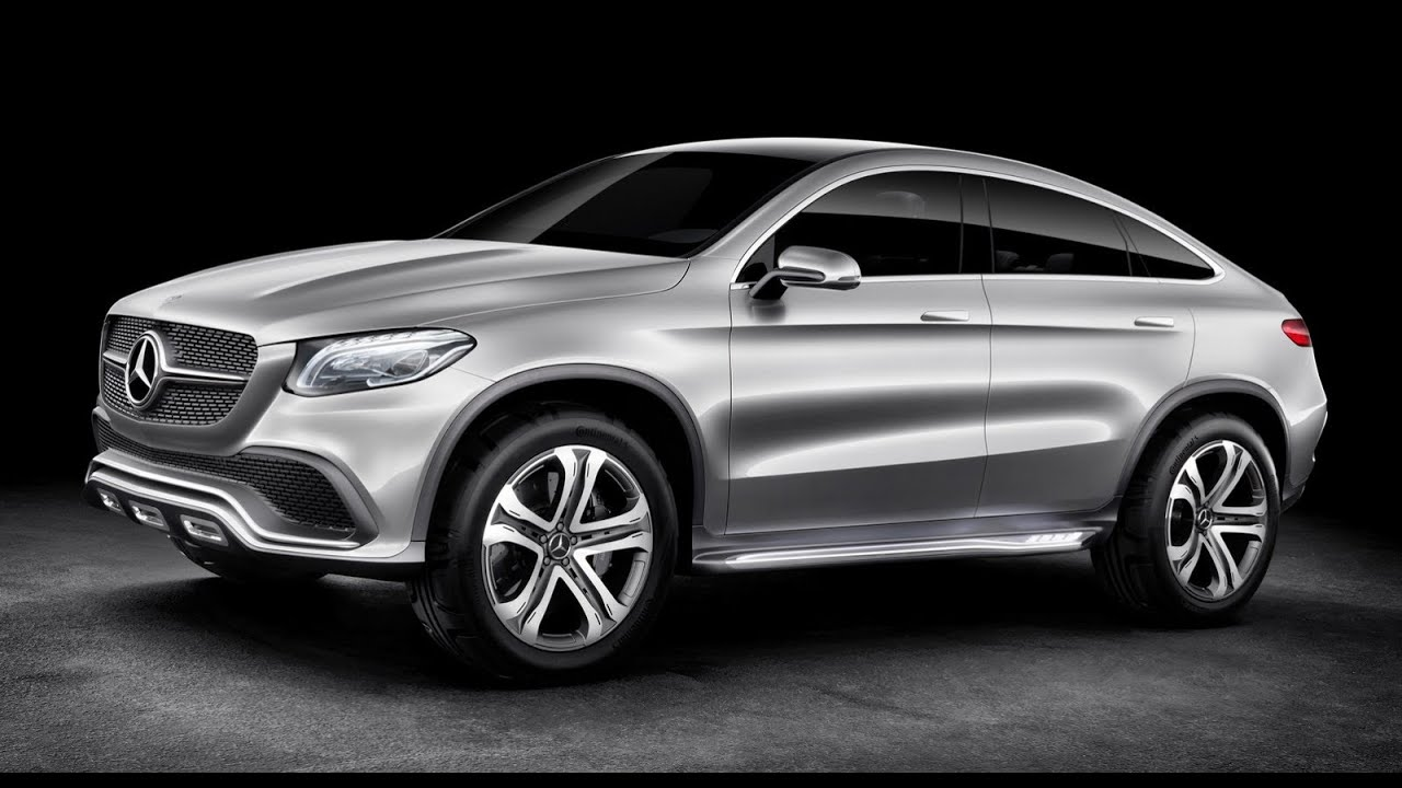 2015 Mercedes Concept Coupe Suv Vs 2015 Bmw X6 Youtube